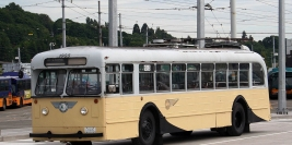 King County Metro Historical Vehicles